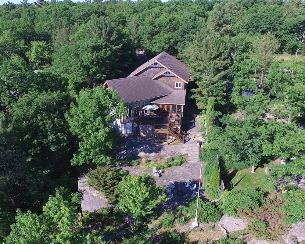 1 - House Birds Eye House