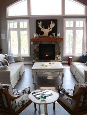 Great Room at Muskoka Soul