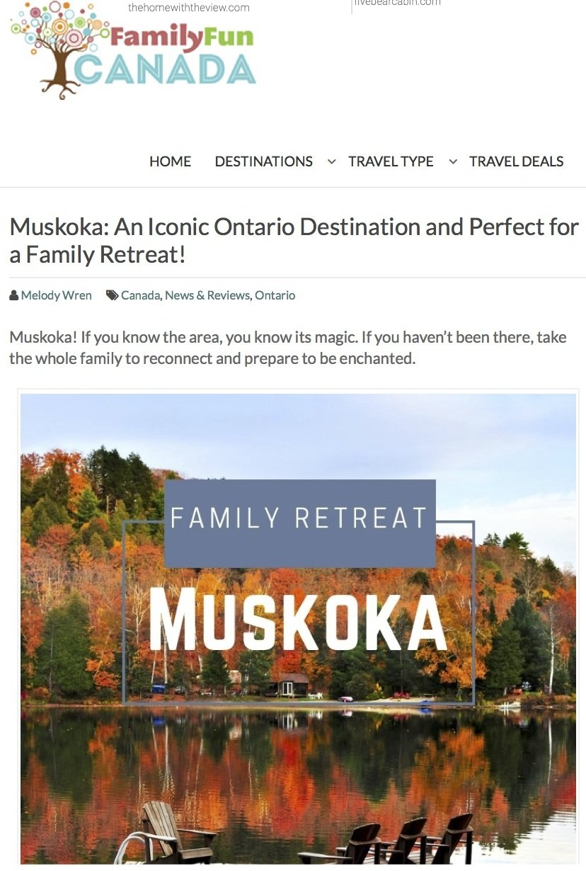 Incredible Muskoka Cottage Rentals Archives Muskokasoul Download Free Architecture Designs Scobabritishbridgeorg
