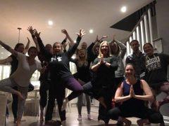 Muskoka upcoming yoga retreats, Grounded yoga retreat st muskoka soul cliff bay