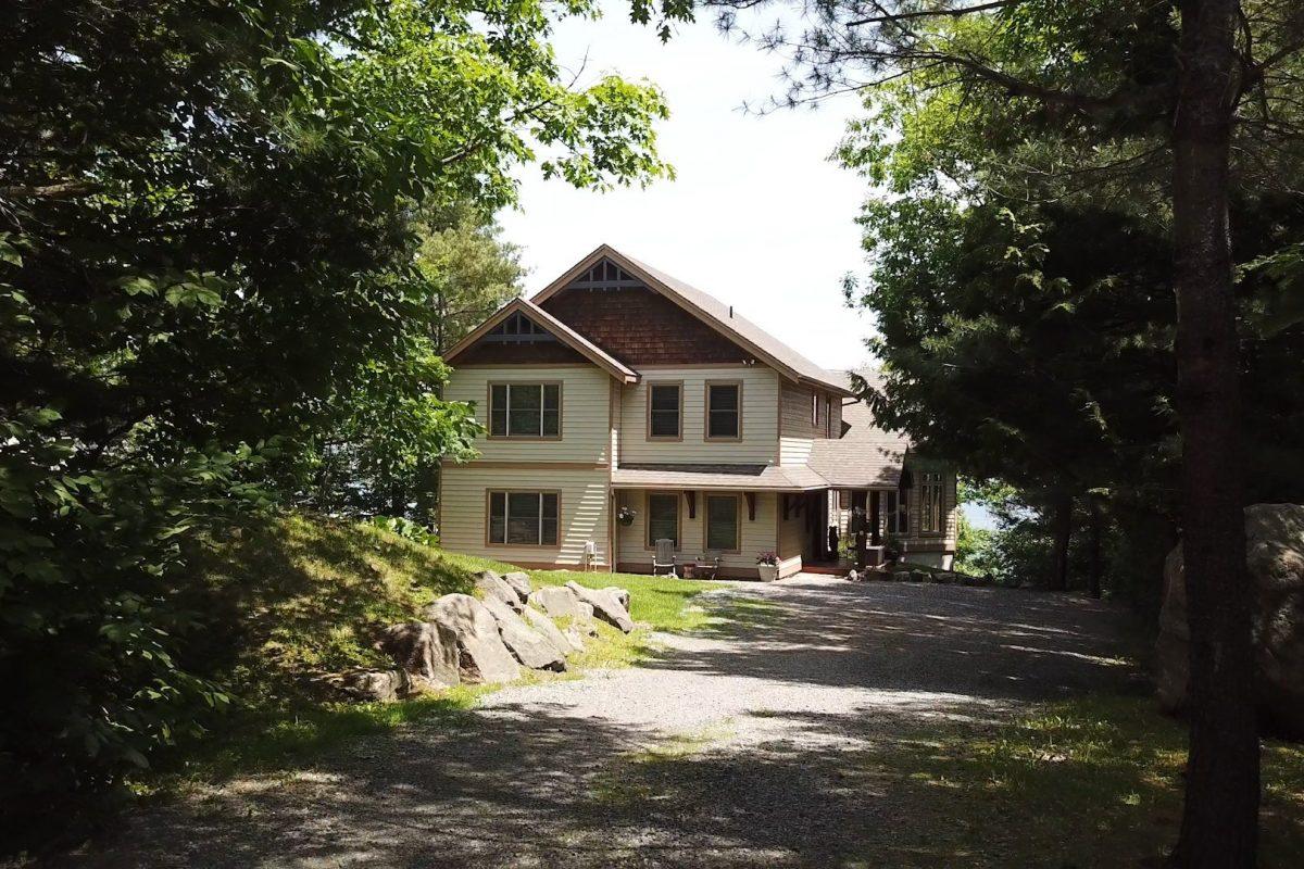 2 - Lakehouse Front Drive