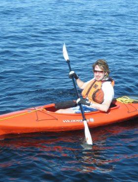 42 - Kayaking at Lakehouse