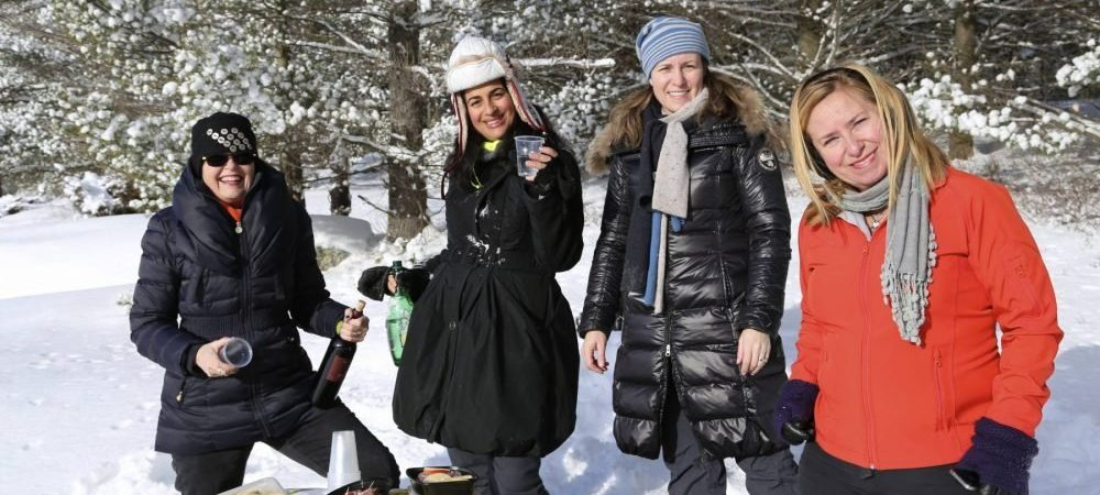 Winter Fun in Muskoka and Muskoka winter activities